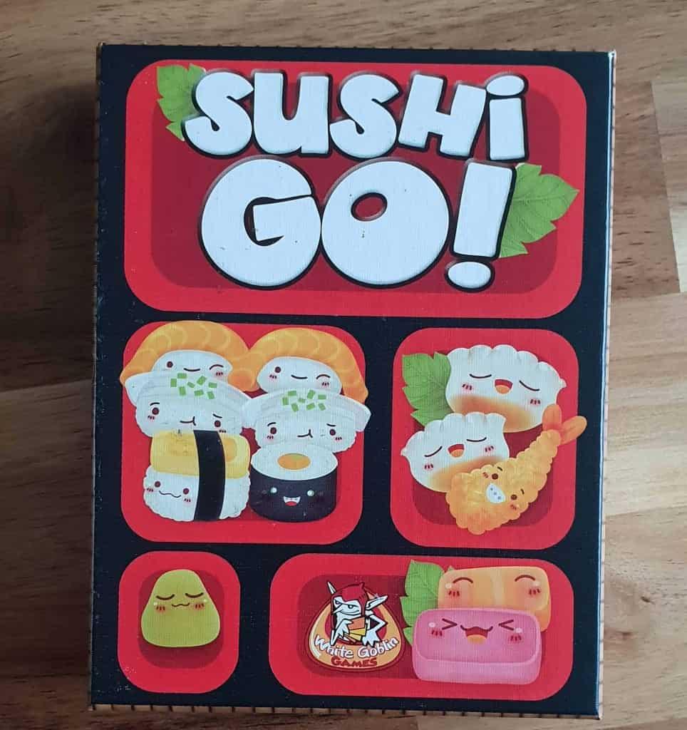 sushi go beste kaartspel onder 15 euro